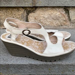 Fly London Sandals Euro 40, USA 10